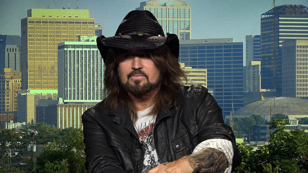 Billy Ray Cyrus 9-27-2017